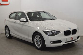 2014 BMW 1 SERIES 1.6 116D EFFICIENTDYNAMICS 3d 114 BHP £8995.00