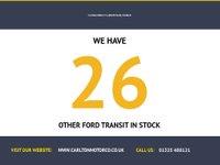 USED 2015 65 FORD TRANSIT 310 L1 TDCi 100 SWB DROPSIDE / PICKUP+ T/LIFT SRW LOW MILES