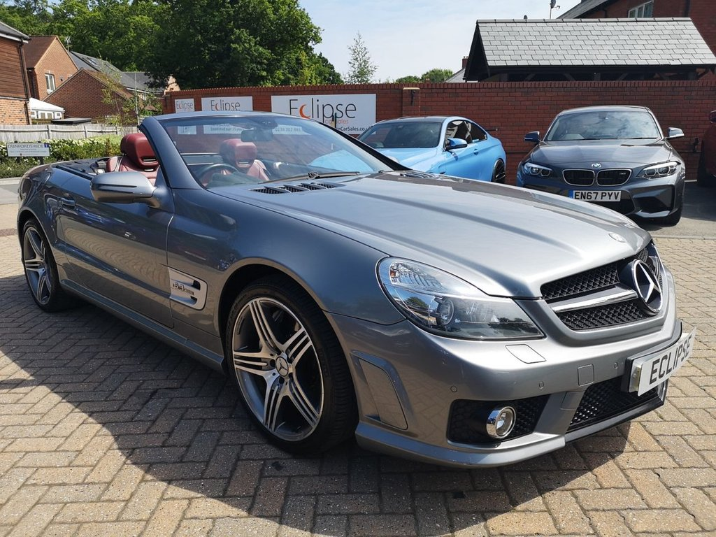 View our MERCEDES-BENZ SL 63