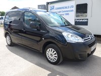 USED 2016 66 CITROEN BERLINGO 1.6 625 ENTERPRISE BLUEHDI, 74 BHP