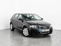 USED 2008 08 AUDI A3 1.6 SPECIAL EDITION  5d 101 BHP Call us for Finance