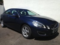 USED 2011 61 VOLVO S60 1.6 DRIVE SE LUX S/S 4d 113 BHP PX - FINANCE - WARRANTY - DELIVERY - 0 DEPOSIT REQUIRED
