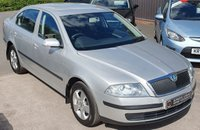 USED 2007 57 SKODA OCTAVIA 2.0 AMBIENTE TDI 5d 138 BHP 11 Service Stamps - Local Part Exchange