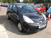2009 NISSAN NOTE