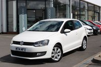 USED 2014 VOLKSWAGEN POLO 1.2 MATCH EDITION 3d