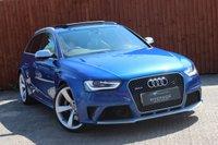 USED 2015 15 AUDI RS4 AVANT 4.2 RS4 AVANT FSI QUATTRO 5d AUTO 444 BHP