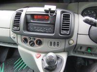 USED 2006 56 RENAULT TRAFIC 2.5 LL29DCI LWB L/C 6 door 140 BHP NO VAT MOT 20 02 2020 VERY CLEAN VAN