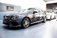USED 2013 63 MERCEDES-BENZ E CLASS 3.0 E350 BLUETEC AMG SPORT 4d AUTO 249 BHP