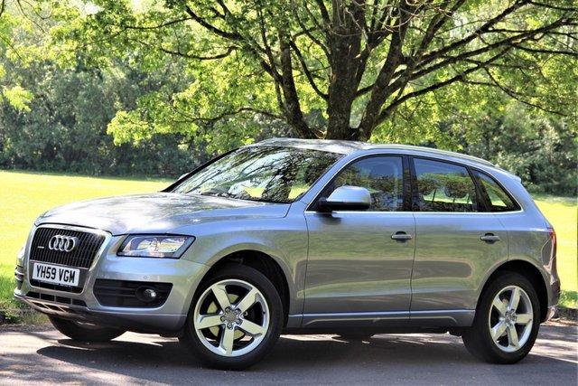 2009 59 AUDI Q5 2.0 TDI QUATTRO SE 5d AUTO 168 BHP