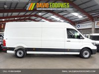 USED 2017 67 VOLKSWAGEN CRAFTER 2.0 CR35 TDI LWB HI ROOF P/V TRENDLINE EURO 6 140 BHP  VAN  '' YOU'RE IN SAFE HANDS ''    WITH THE AA DEALER PROMISE