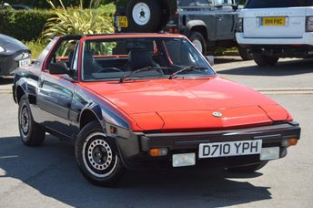 1987 FIAT X19 1.5 VS 2dr £11990.00