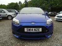 USED 2014 14 FORD FOCUS 2.0 EcoBoost ST-3 5dr