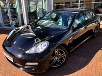 USED 2012 62 PORSCHE PANAMERA 3.0 D V6 TIPTRONIC 5d AUTO 250 BHP