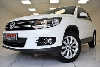 2015 VOLKSWAGEN TIGUAN 2.0 MATCH TDI BLUEMOTION TECH 4MOTION DSG  £14495.00