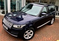 USED 2014 14 LAND ROVER RANGE ROVER 3.0 TDV6 VOGUE 5d AUTO 258 BHP
