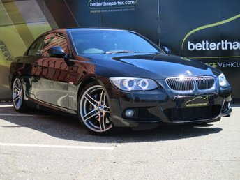 2012 BMW 3 SERIES 3.0 335I TWIN TURBO SPORT PLUS EDITION AUTOMATIC CONVERTIBLE2 302 BHP £15950.00
