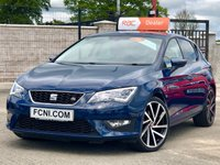 USED 2016 SEAT LEON 2.0 TDI FR TECHNOLOGY 5d 184 BHP