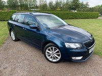 USED 2013 13 SKODA OCTAVIA 1.6 ELEGANCE TDI CR DSG 5d AUTO 104 BHP Full Skoda History MINT Example Full Skoda Service History, MOT 05/20, Recently Serviced, X2 Keys, Leather Upholstery, DAB/Cd/Stereo/Aux In, Bluetooth Handsfree And Media Streaming, Parking Sensors, Auto Lights On, Auto Wipers Dimming Mirrors, Unmarked Alloys, Full Rubber Mat Set, Climate Aircon, Eco + Sport And Normal Driving Modes, Stop Start, Cruise Control, Drives And Looks Perfectly, You Will Not Be Dissapointed!!