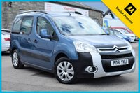 USED 2011 61 CITROEN BERLINGO 1.6 MULTISPACE XTR HDI 5d 91 BHP WAV