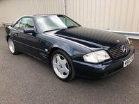1998 MERCEDES-BENZ SL 6.0 V8 SL60 AMG AUTO 375 BHP, 1 OF JUST 49 RHD! £34995.00