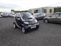 2005 SMART FORTWO 0.7 PASSION SOFTOUCH 2d AUTO 61 BHP £SOLD