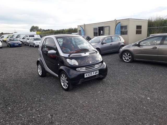 2005 05 SMART FORTWO 0.7 PASSION SOFTOUCH 2d AUTO 61 BHP