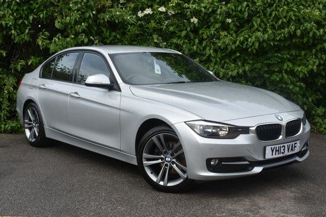 2013 13 BMW 3 SERIES 2.0 320D XDRIVE SPORT 4d 181 BHP