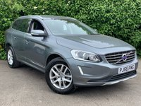 USED 2016 66 VOLVO XC60 2.4 D5 SE LUX NAV AWD 5d 217 BHP GREAT SPEC