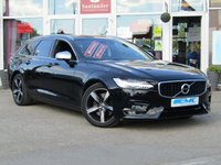 2017 VOLVO V90 2.0 D5 POWERPULSE R-DESIGN AWD 5d AUTO 231 BHP £21595.00