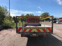 USED 2012 61 IVECO DAILY 3.0 LTR 18FT DROPSIDE SCAFFOLDING