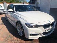 2014 BMW 3 SERIES 2.0 318D M SPORT 4d 141 BHP £12495.00