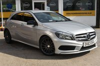 2013 MERCEDES-BENZ A CLASS 1.8 A200 CDI BLUEEFFICIENCY AMG SPORT 5d 136 BHP £SOLD