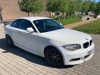 2010 BMW 1 SERIES 2.0L 118D M SPORT 2d 141 BHP £6495.00