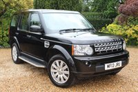USED 2013 13 LAND ROVER DISCOVERY 3.0 4 SDV6 XS 5d AUTO 255 BHP VERY GOOD SPECIFICATION FOR A XS