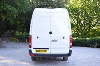 USED 2015 65 VOLKSWAGEN CRAFTER 2.0 CR35 TDI H/R P/V 5d 108 BHP