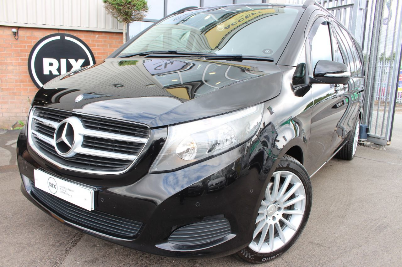 Used MERCEDES-BENZ V-CLASS for sale