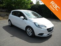 USED 2016 16 VAUXHALL CORSA 1.4 DESIGN 5d AUTO 89 BHP 5 Door Petrol Automatic!! Apple Car Play/ Android Auto, Alloy Wheels, Cruise Control