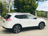 USED 2016 16 NISSAN X-TRAIL 1.6 DCI TEKNA XTRONIC 5d AUTO 130 BHP 7 SEATS Full leather, Heated / Electric seats, Panoramic roof, Sat Nav