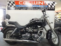 USED 2013 13 TRIUMPH AMERICA BONNEVILLE AMERICA 865  LOVELY CONDITION, LOW MILES!!!