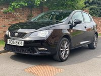 USED 2015 15 SEAT IBIZA 1.2 TSI I-TECH 5d 104 BHP 1 OWNER, SERVICE HISTORY, MOT JUNE 20, £30 ROAD TAX, EXCELLENT CONDITION, AIR CON, RADIO CD, E/WINDOWS, R/LOCKING, FREE WARRANTY, FINANCE AVAILABLE, HPI CLEAR, PART EXCHANGE WELCOME,