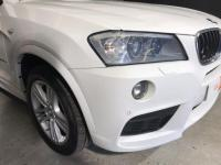 USED 2013 63 BMW X3 2.0 20d M Sport xDrive 5dr SAT NAV, FULL LEATHER + MORE