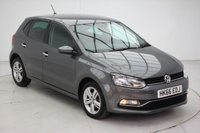 USED 2016 66 VOLKSWAGEN POLO 1.2 MATCH TSI 5d 89 BHP