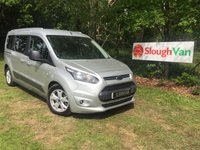 USED 2015 15 FORD GRAND TOURNEO CONNECT 1.6 ZETEC TDCI 115PS 7 SEAT 7 Seats, Air Conditioning, Parking Sensors