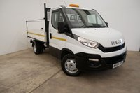 2015 IVECO DAILY 2.3 35C11 TIPPER (TWIN WHEELER SINGLE CAB LOW MILES) £13990.00