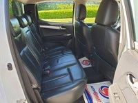 USED 2014 14 ISUZU D-MAX 2.5 TD UTAH DCB 1d AUTO 164 BHP