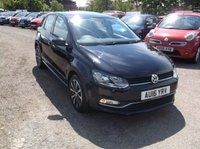USED 2016 16 VOLKSWAGEN POLO 1.0 SE 5d 74 BHP A Great Condition Polo With Full Dealer History, Long MOT (March 2020) Only 1 Previous Owner and Drives Lovely.