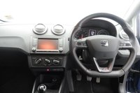 USED 2016 66 SEAT IBIZA 1.2 TSI FR TECHNOLOGY 3d 109 BHP Voice Control- Touch Screen-