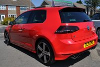 USED 2015 15 VOLKSWAGEN GOLF 2.0 R 3d 298 BHP