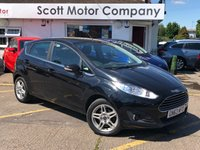 2013 FORD FIESTA 1.6 Zetec 5 door Automatic