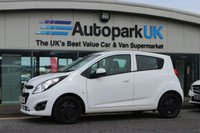 USED 2013 13 CHEVROLET SPARK 1.2 LT 5d 80 BHP *LOW DEPOSIT OR NO DEPOSIT FINANCE AVAILABLE*